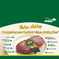 MSA Comprehensive Guide to Value Adding Beef